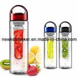 Bottiglia di acqua di Bromotion con la bottiglia di acqua della frutta di Infuser/
