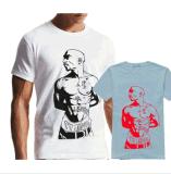 Men (M254)のための方法Printed T-Shirt