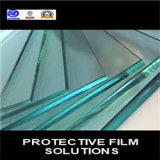 O fabricante de China fêz a película plástica protetora de vidro desobstruída do PE