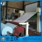 Petit type machine de papier de toilette de 787mm avec la chaudière de papier de séchage