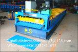 Les tuiles de toiture colorées laminent à froid former la machine
