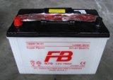 N70는 비용이 부과된 자동차 배터리를 말린다