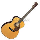 Estilo de la guitarra acústica 00028c/instrumentos musicales (G-00028)