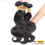 Выдвижение волос девственницы человеческих волос объемной волны Brizilian Unprocessed