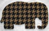 La figura animale/ha modellato le stuoie di portello dei Doormats del pavimento dell'entrata di benvenuto della noce di cocco della fibra della fibra di cocco dei Cochi della farfalla del fiore dei pesci dell'animale domestico del gatto del cane dell'elefante della mucca del maiale del leone della tigre del leopardo