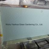 vidro geado gravado ácido de 3-19mm