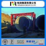 Tubo del cilindro del calcestruzzo rilevato in anticipo (tubo di PCCP) con la fabbrica