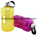 große Wasser-Flasche des Sport-1.89L, Trinkwasser-Krug mit Griff
