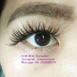 Cigli falsi di alta qualità dei capelli naturali all'ingrosso del visone