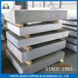 Piatto spesso di alluminio 6061 6082 per le muffe del pattino