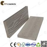 建築材料の屋外の装飾的な固体WPC Decking、フロアーリングWPC (TW-K03)