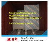 Gypsumboard (Weerstand van het Water van 1200*2400mm de Regelmatige Vuurvaste)