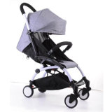 A chegada 2017 nova fácil carreg o Buggy Foldable En71 do carrinho de criança de bebê