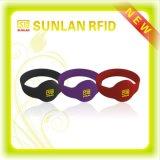 Wristband su ordinazione del silicone di alta qualità
