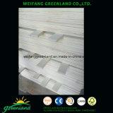 Fuertes listones de madera contrachapada de calidad para la cama