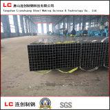 El tubo de cuerpos huecos negros para la exportación