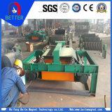 Rcyq 가벼운 유형 Ming 기계 쇄석기를 위한 자동 청소 벨트 또는 현탁액 영원한 자석 철 분리기