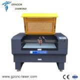 Tagliatrice di cuoio del laser del CO2 del coperchio di sede dell'automobile con la macchina fotografica automatica del fuoco
