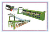 ワイヤーおよびケーブルのための銅線のアニーリングの錫コーティング機械