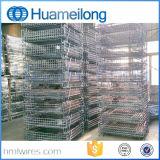 Geschweißter industrieller faltender Walzen-Maschendraht-Ladeplatten-Rahmen