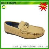 子供(GS-LF75324)のための熱い販売の平らな偶然靴