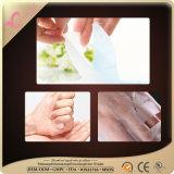 Лицевой щиток гермошлема органического листа продукта внимательности кожи хлопка Breathable