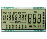 Ultra-Low der Temperatur-Digit-7 Standardbildschirmanzeige Segmenttn-LCD
