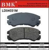 고품질 브레이크 패드 (D4031M)