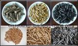 Recyclage des déchets agricoles en Chine Machine à fabriquer des granulés de carburant en briquette de biomasse