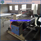 Chaîne de production de feuille de mousse de croûte de PVC