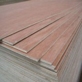 Poplar Okoume Bintangor Birch Chapado de madera contrachapada comercial