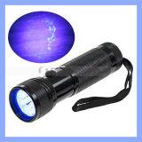 TASCHENLAMPE Blacklight Fleck-Sucher des Haustier-Urin-Detektor-12 LED UV