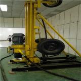 구멍 우물 드릴링 기계의 아래 DTH 분사구 교련 의장