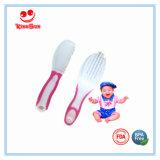 Bestes weichborstiges Baby-Haar-Pinsel-Set einschließlich Kamm