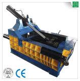 Tipo idraulico ferro d'acciaio di alluminio Palo che ricicla macchina