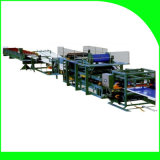 形作る熱い販売EPSサンドイッチパネル機械を作る