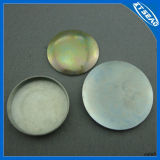 Aço inoxidável/bronze/Bujão de água de ferro como uma tigela