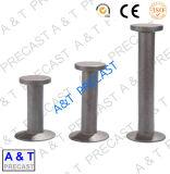 Acero inoxidable/acero de carbón/ancla de elevación plateada cinc