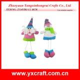 Плюш рождества украшения рождества (ZY14Y602-1-2)