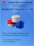 Alcalinidad de los productos químicos de la piscina más el bicarbonato de sodio