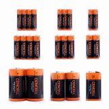 Батарея цинка R03 AAA 0%Hg углерода сухая