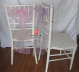 목제 Material 및 단단한 나무 Wood Style Rental Banquet Chiavari Chairs