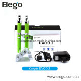 2015 EGO Hot Selling E Cigarette Kanger Evod 2 Kit与Evod Battery