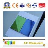 4、5、6、8、10mmの反射ガラス上塗を施してあるまたは染められたフロートガラスまたはカーテン・ウォールに使用する建物ガラス