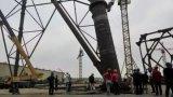 башня передачи угла 500kv стальная