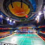Badminton Belüftung-Sport-Fußboden mit Bwf Standard