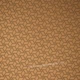 Het niet-geweven Steunende Synthetische Decoratieve Leer van de Schoen van het Leer Kunstmatige Pu Faux