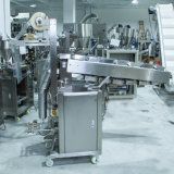 予備品のための包装機械、締める物、ヘイゼルナッツ、クルミ