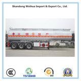40cbm Beförderung- mit Tankwagenlkw-Schlussteil vom China-Lieferanten