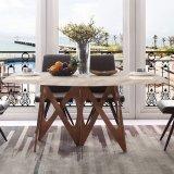 현대 스테인리스 커피용 탁자 (LC2018)